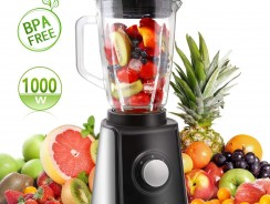 Avis blender Aigostar Black Windmill 30IRY